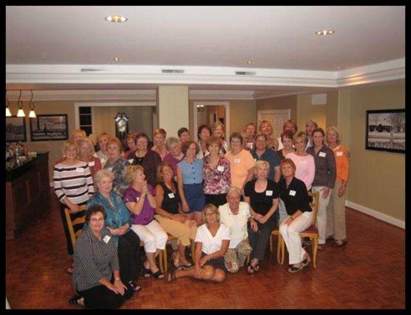 40th reunion 2008