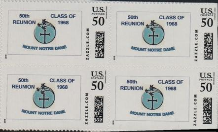 Reunion Stamps