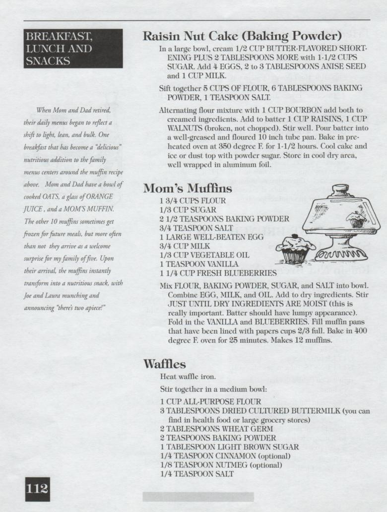 BLS11 - waffles