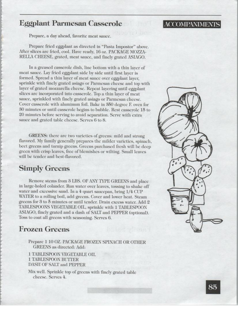 VEG7 - Eggplant Parm