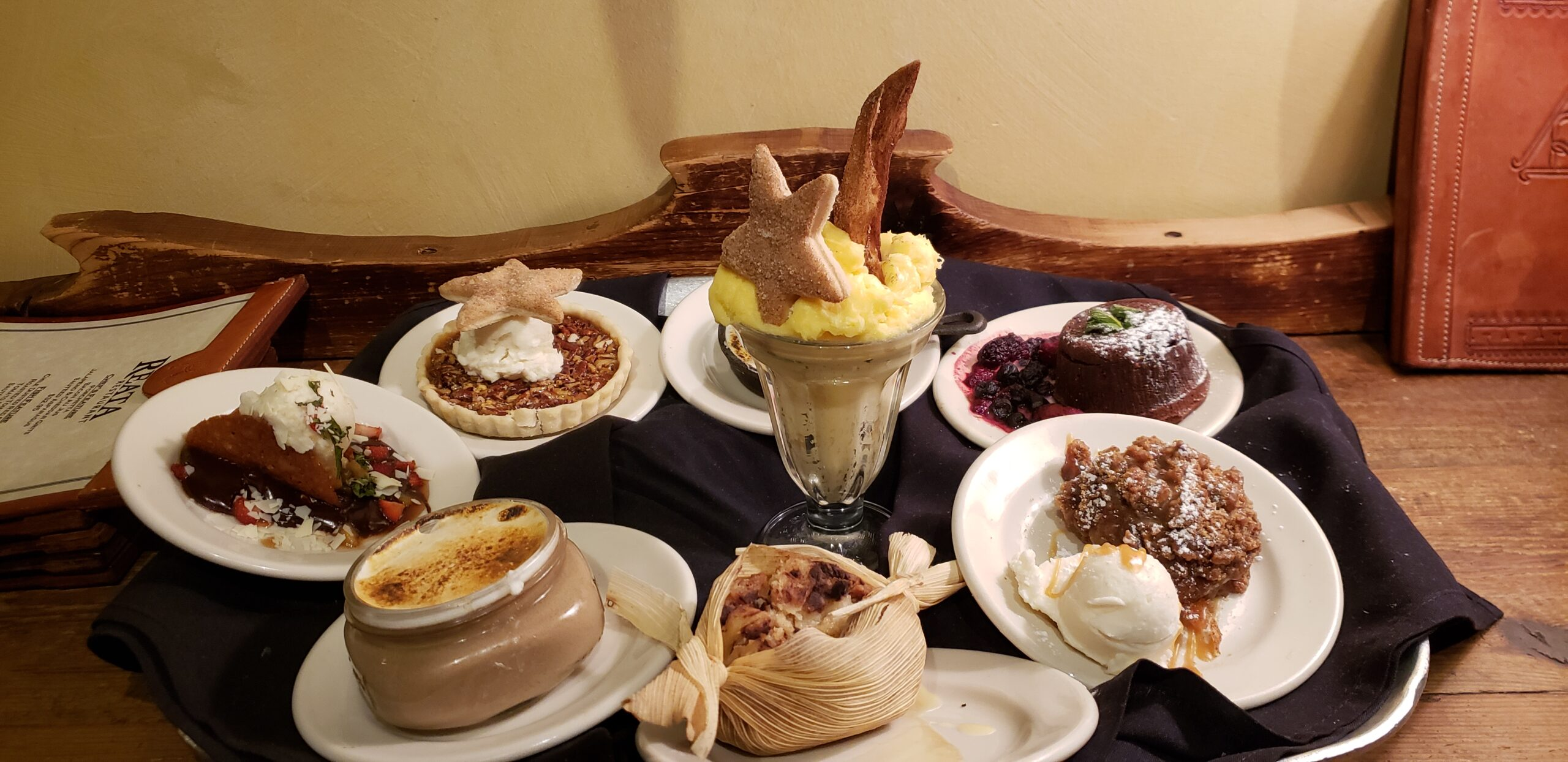 Riata desserts