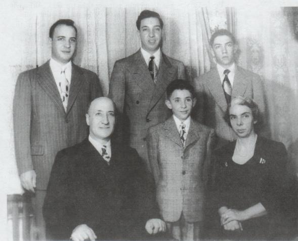 Cincinnati Mattei Family