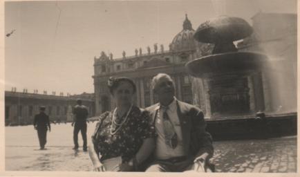 G&GL in Rome circa 1950