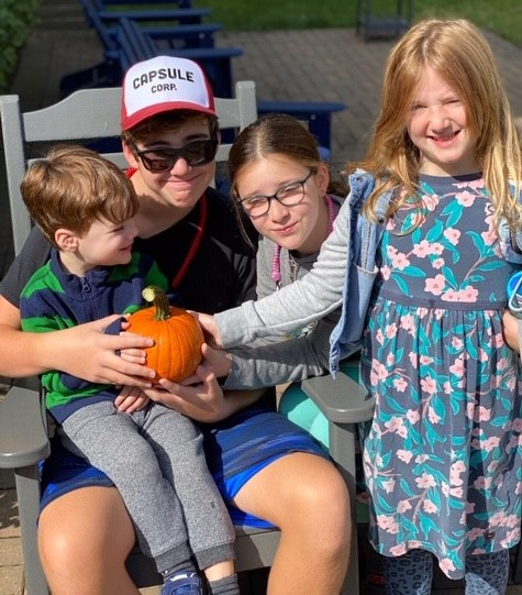 GK and Pumpkins