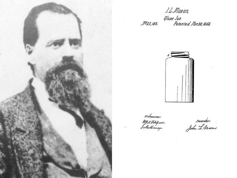 john_landis_mason_and_mason_jar_patent