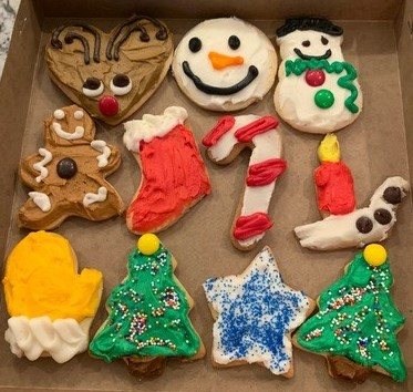 Mike's cookies