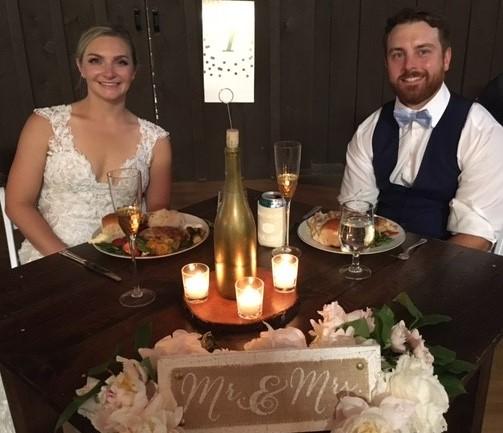 KD wed meal