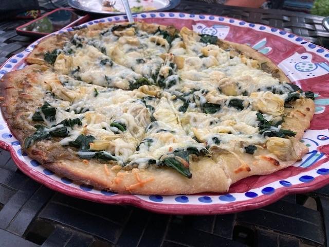 Spinach + Artichoke
